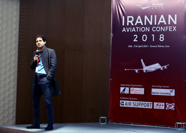 Iranian Aviation Confex 2018