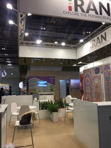 Iran Doostan WTM London 2018