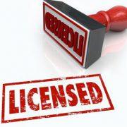 event license in Iran
